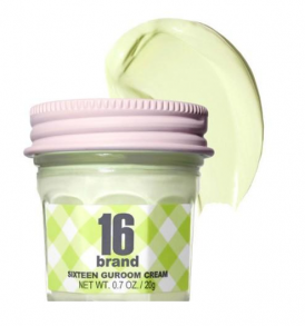 16 Brand16 Guroom Cream Lime Tone Up SPF30/PA++布兰德云朵青柠素颜霜