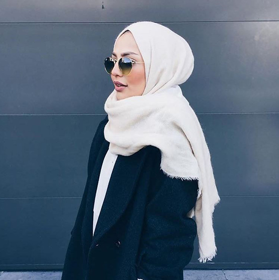 How To Wear Hijab Style Step By Step In 28 Different Ways - Pandorabox