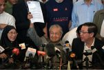 4 factors of leadership and premiership qualities from Tun Dr Mahathir Mohammad