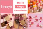 [Creative Foundations] Benefit's Hello Happy Foundation is launching this summer and make-up lovers can't wait for that!