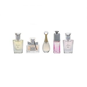 DIOR Les Parfums de l'Avenue Montaigne Perfume 5 Item Set