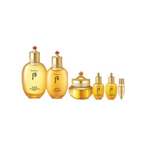 THE HISTORY OF WHOO Gongjinhyang Special 6 Item Set