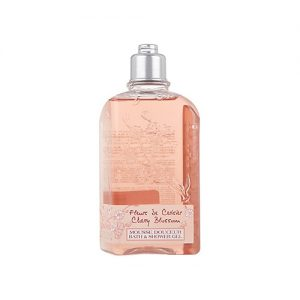 LOCCITANE Cherry Blossom Bath & Shower Gel 250ml