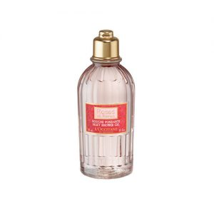 LOCCITANE Roses et Reines Silky Shower Gel 250ml